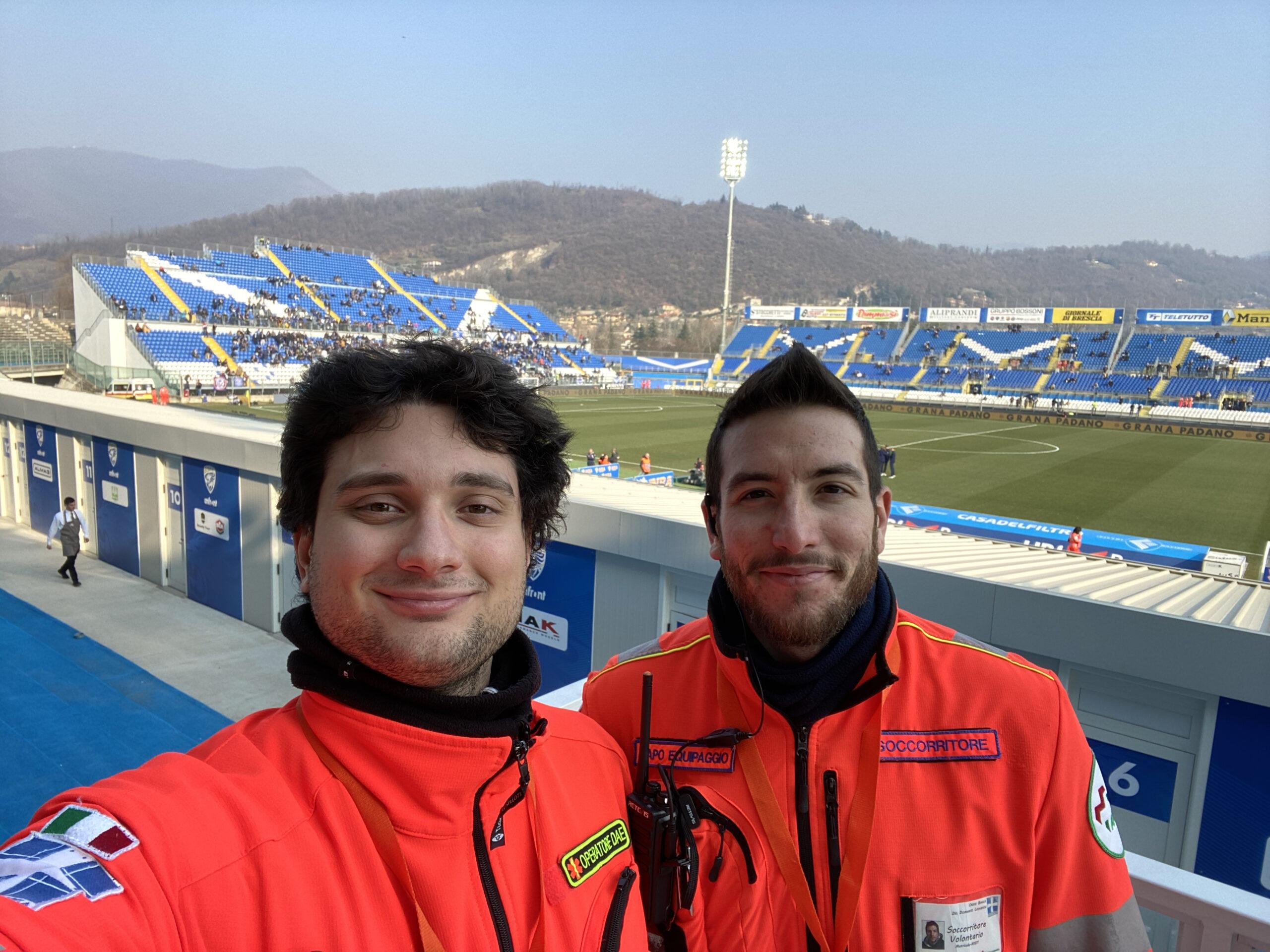 Carlo e Alessandro!